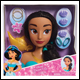 Disney Princess - Jasmine Styling Head (6 Count)