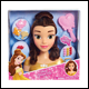 Disney Princess - Belle Styling Head (6 Count)