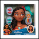 Disney Princess - Moana Styling Head (6 Count)