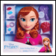 Frozen - Anna Styling Head (6 Count)