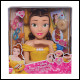 Disney Princess - Belle Deluxe Styling Head