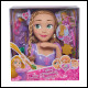 Disney Princess - Rapunzel Deluxe Styling Head
