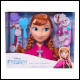 Frozen - Deluxe Anna Styling Head