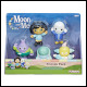 Moon & Me - Figure Collection Pack (4 Count)