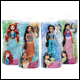 Disney Princess - Shimmer Dolls Assortment C (8 Count)