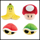 Club Mocchi Mocchi - Mario Kart - Junior Assortment (5 Count)