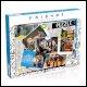 Friends Jigsaw Puzzle - Scrapbook 1000pcs