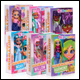 Hairdorables - Hairmazing Fashion Doll Assortment (6 Count)