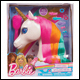 Barbie - Dreamtopia Unicorn Styling Head (4 Count)