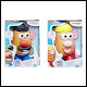 Mr & Mrs Potato Head Assortment (4 Count)