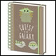 Star Wars - Baby Yoda Cutest In The Galaxy Wiro Notebook (10 Count)