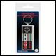 Nintendo - NES Controller Rubber Keyring (5 Count)