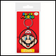 Super Mario - Mario Rubber Keyring (5 Count)