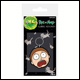 Rick & Morty - Morty Terrified Face Rubber Keyring (5 Count)