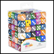 Oakie Doakie Dice - D6 Dice 16 mm 120 Pack - Mixed