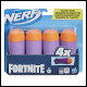 Nerf - Fortnite Rocket Refill (4 Count)
