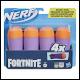 Nerf - Fortnite Rocket Refill (4 Count)