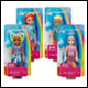 Barbie - Dreamtopia Chelsea Fantasy & Mermaids 7 Inch Doll Assortment (10 Count)