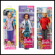 Barbie - Career Dolls 12 Inch Doll Assortment (9 Count)