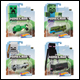 Hot Wheels - Minecraft Cars Assortment (8 Count)