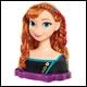 Frozen 2 - Deluxe Anna Styling Head