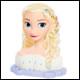 Frozen 2 - Deluxe Elsa Styling Head