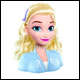 Frozen 2 - Elsa Styling Head (6 Count)