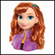 Frozen 2 - Anna Styling Head (6 Count)