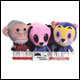 Umbrella Academy - Small Plush (6 Count)