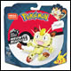 Mega Construx Pokemon - Medium Meowth (5 Count)