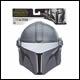 Star Wars - The Mandalorian Mask (6 Count)