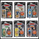 Star Wars - Retro Figures Assortment (6 Count)