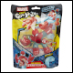 Heroes Of Goo Jit Zu - Marvel Radioactive Spiderman (8 Count)