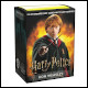 Dragon Shield - Matte Art Standard Size Sleeves 100pk - Wizarding World Ron Weasley Limited Edition (10 Count)