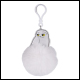 Harry Potter - Hedwig Pom Pom Keychain (24 Count)