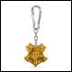 Harry Potter - Hogwarts Crest 3D Keychain (10 Count)