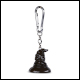 Harry Potter - Sorting Hat 3D Keychain (10 Count)