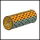 Harry Potter - House Crests Barrel Pencil Case (6 Count)