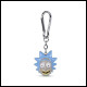 Rick And Morty - Rick 3D Keychain (10 Count)
