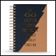 Harry Potter - Social Premium Wiro Notebook (10 Count)