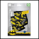 Batman Camo Yellow - Face Covering Twin Pack (10 Count)