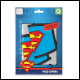 Superman Logo - Face Covering Twin Pack (10 Count)