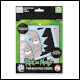 Rick & Morty Rick - Face Covering Twin Pack (10 Count)