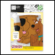 Scooby Doo Mouth - Face Covering Twin Pack (10 Count)