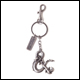 Dungeons & Dragons - Logo Metal Keychain