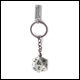 Dungeons & Dragons - Dice 3D Metal Keychain