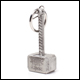 Marvel - Thor Hammer Mjolnir 3D Metal Keychain