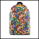 Nintendo - Super Mario Characters All Over Print Backpack