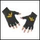 Legend of Zelda - Fingerless Gloves with Wingcrests