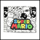 Nintendo - Super Mario All Over Print Bifold Wallet